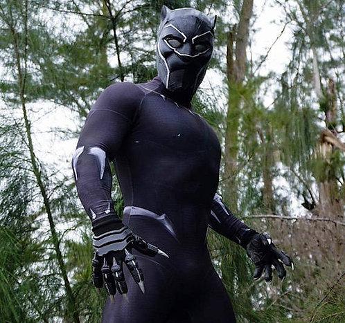 Fantasia Pantera Negra - O Filme 2018