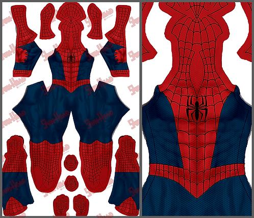 Fantasia Ultimate Spider-man - Bagley