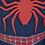 Thumbnail: Fantasia Spider-man Tobey Maguire com kit teias e simbolos