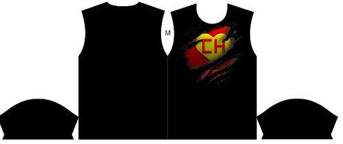 Camisa de Compressão Estampa Chapolin Colorado