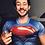 Thumbnail: Camisa de Compressão Superman Down of Justice