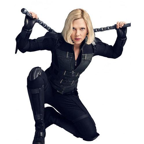 Acessorio Viúva Negra - Guerra Infinita