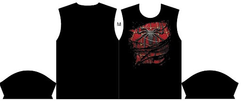 Camisa de Compressão Estampa Spider man
