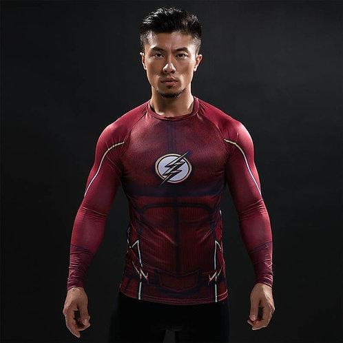 Camisa de Compressão Flash