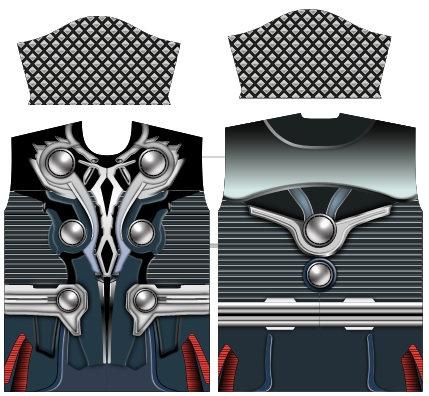 Camisa de Compressão Thor