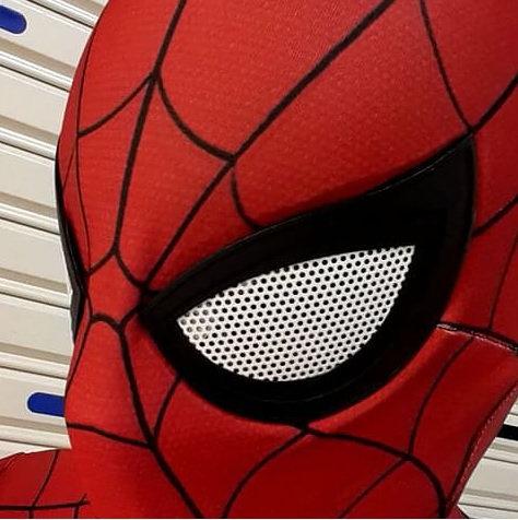 Faceshell Spiderman Insomniac - PS4