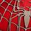 Thumbnail: Kit simbolos, Frente e costas, emborrachadas para Spider-man Tobey Maguire