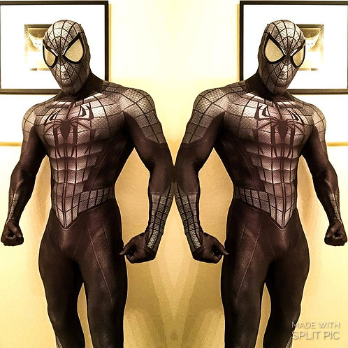 Fantasia Metal Spiderman