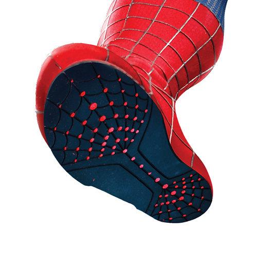 Solado emborrachado Spiderman
