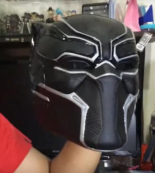 Mascara Pantera Negra - Print3D