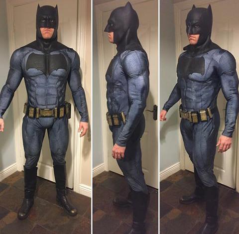 Fantasia Batman Justice League (Liga da Justiça)