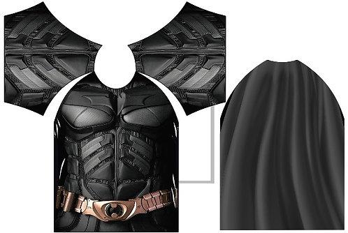 Camisa de Compressão Batman The Dark Knight