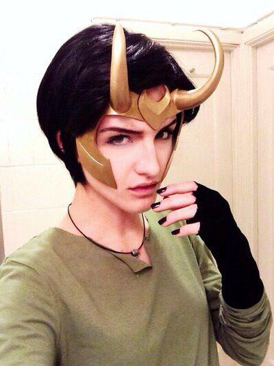 Tiara Agents of Asgard - loki