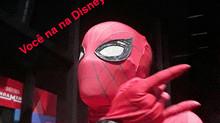 Cliente feliz na CCXP 2017 - Vinicius, Nosso Spiderman