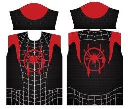 Camisa de Compressão Spider Man - Mile Morales
