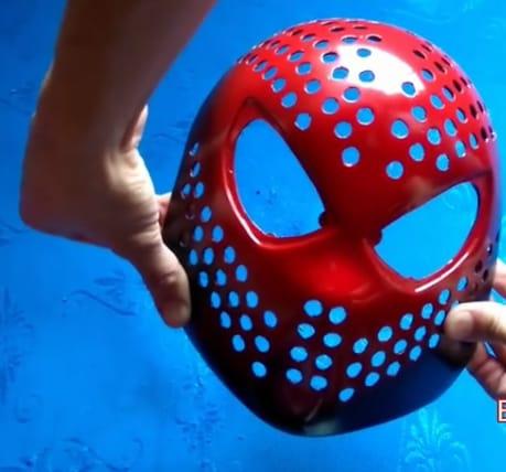 Faceshell Flexivel Spiderman - Amazing Spiderma 1