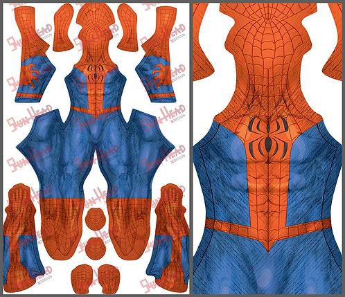 Fantasia Spider Man - Marvel vs Capcom