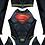 Thumbnail: Fantasia Superman - Modelos: Men of Steel e DOJ