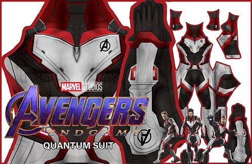 Fantasia Quantum Suit - Avengers 4 End Game