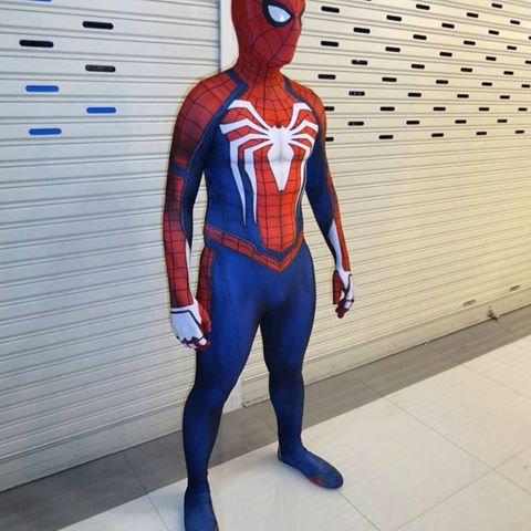 Fantasia Spider Man - Insomniac (PS4)