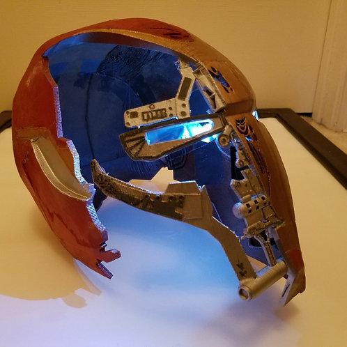 Helmet Ironman - Avengers EndGame
