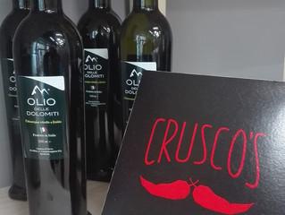 Apre a Potenza un nuovo centro Crusco's: packaging by Gsmart SaS