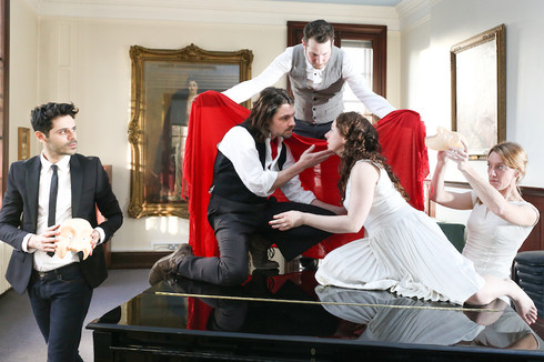 The Rite of Spring/Romeo and Juliet (2014)