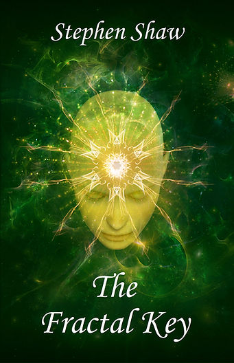 The book THE FRACTAL KEY by Stephen Shaw