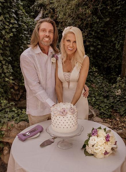 Stephen Shaw and Cheyenne Love Wedding June 2021