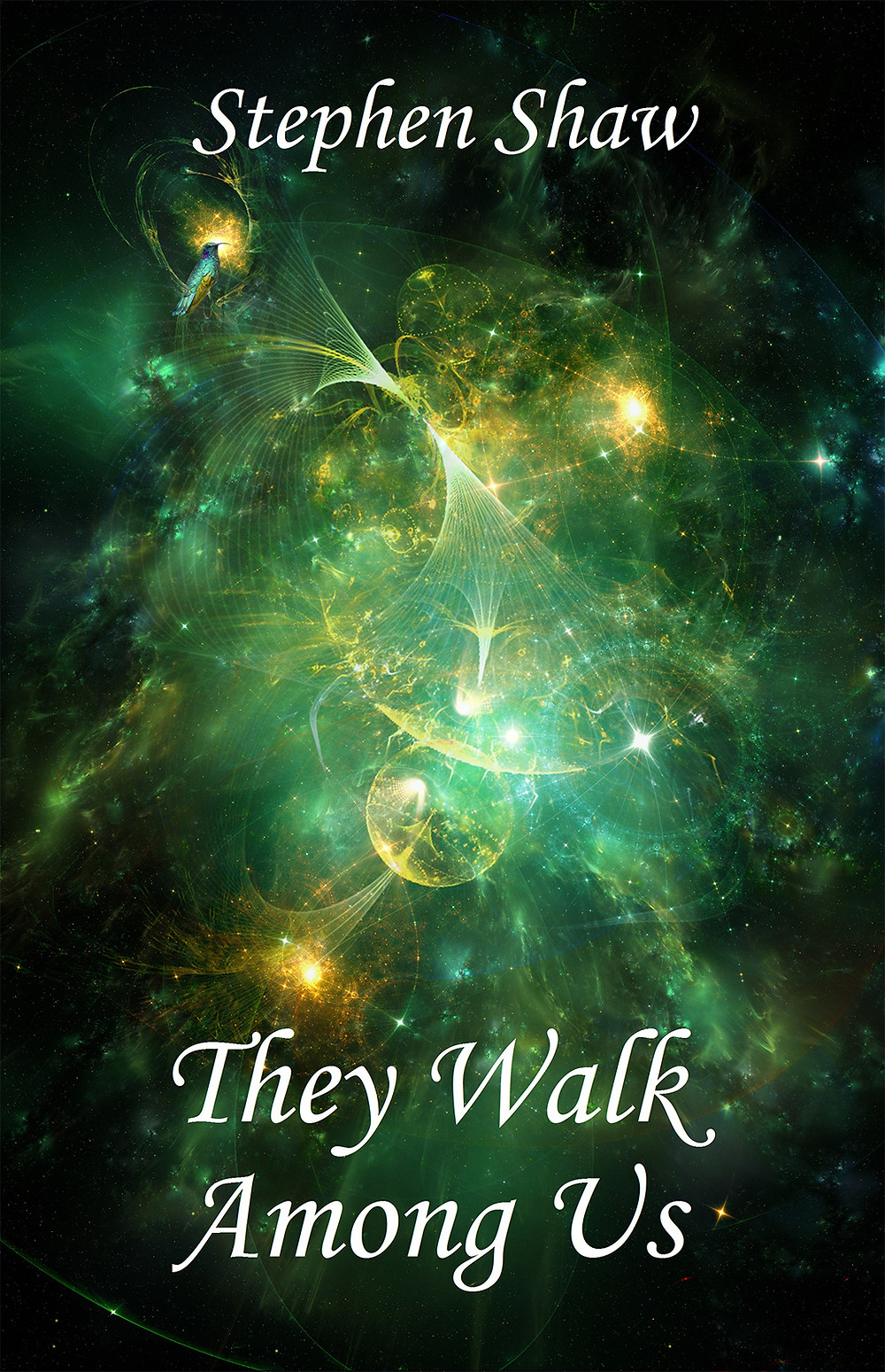 They Walk Among Us by Stephen Shaw