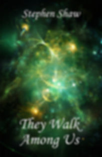 The book THEY WALK AMONG US by Stephen Shaw