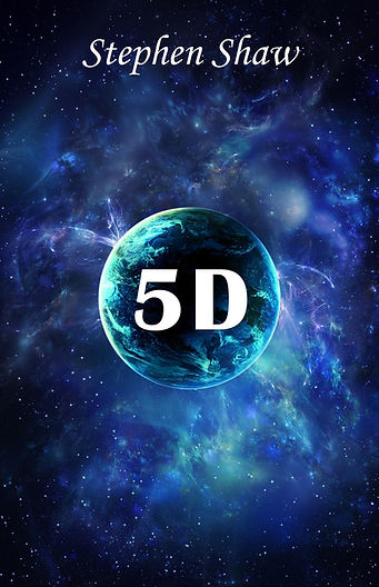 The book 5D by Stephen Shaw