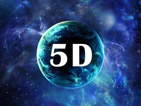 5D - Mystical Teachings from The Fifth Dimension