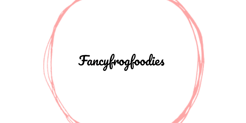 Fancy Frog Foodies: Enchanted Forrest