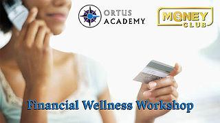 Financial Wellness (Workshop 2) - Cover.