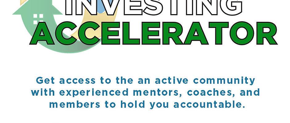 Real Estate Investing Accelerator