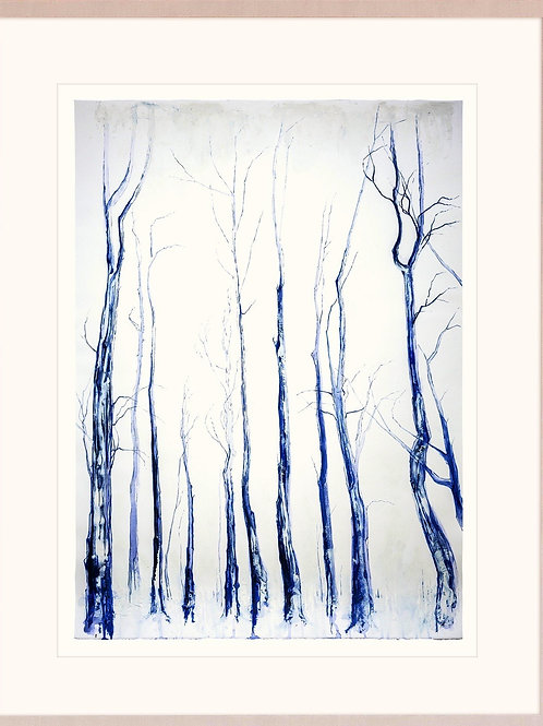 "Evi Schartner ""Trees I"""