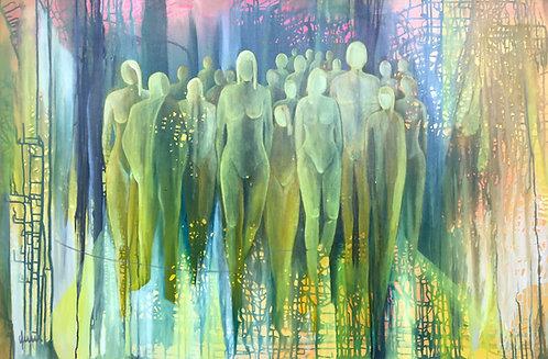 "Nicola Quici ""People (universal judgement)"""
