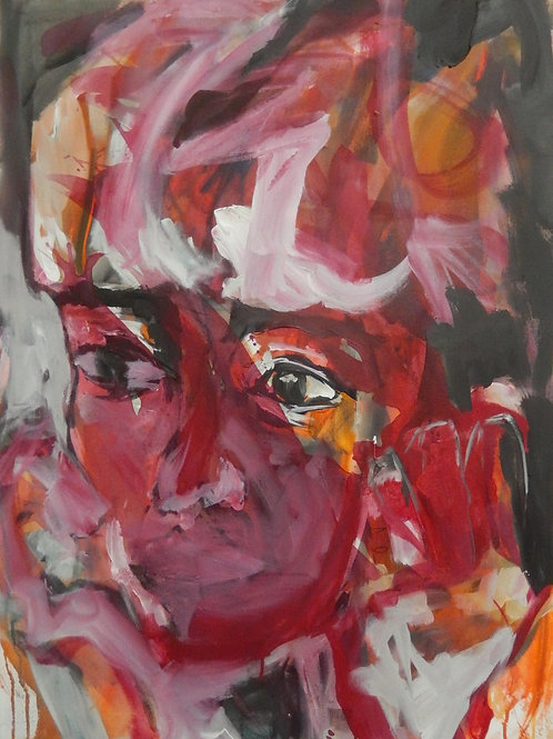 """Gisela Hammer """"16-47. Hommage to Pink"""""""