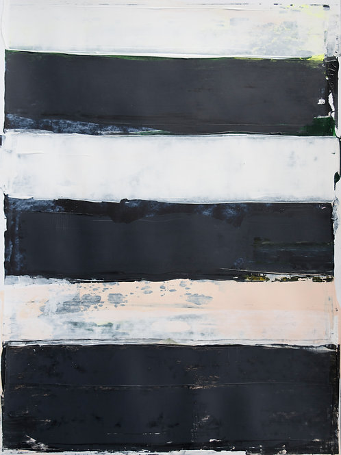 "Christina von Grote ""paperstripes 3"""