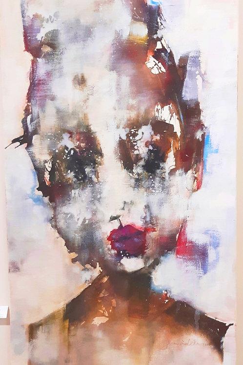 """Monika Lehmann """"Face #95"""""""