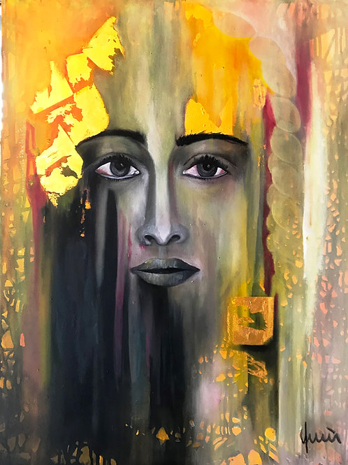 """Nicola Quici """"Lady in Gold"""""""