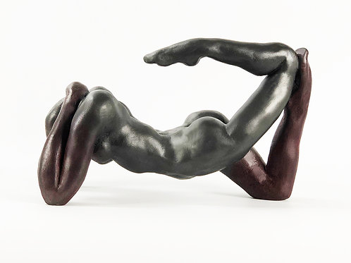 "Thomas Welti ""Body on tension 18"""