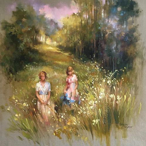 "Simone Campos ""Tempo de primavera - Spring Time"""