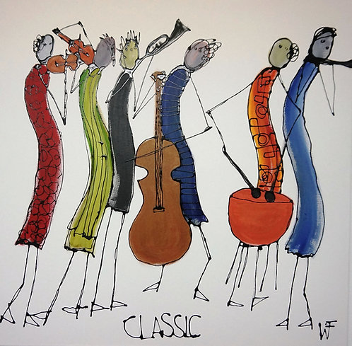 "Friedrich Wurm ""Classic"""