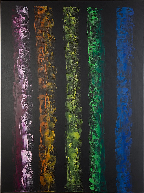 "Anita Kürten ""Colourstripes"""