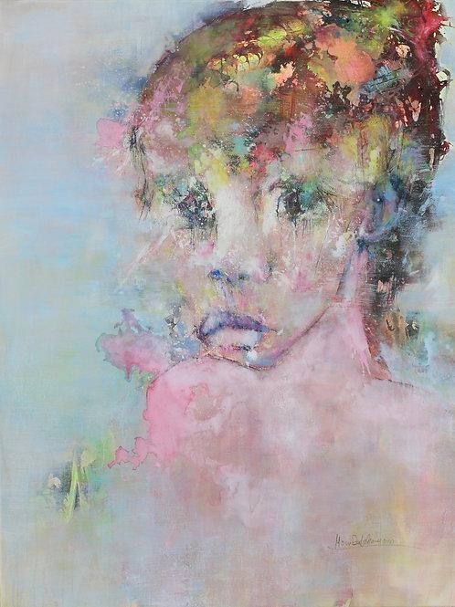 """Monika Lehmann """"Face #91"""""""