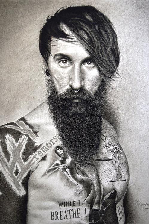 "Florian Prünster ""Tattoo Model"""