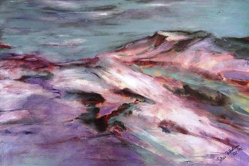 """Silvia Bitschnau """"Landschaft"""""""