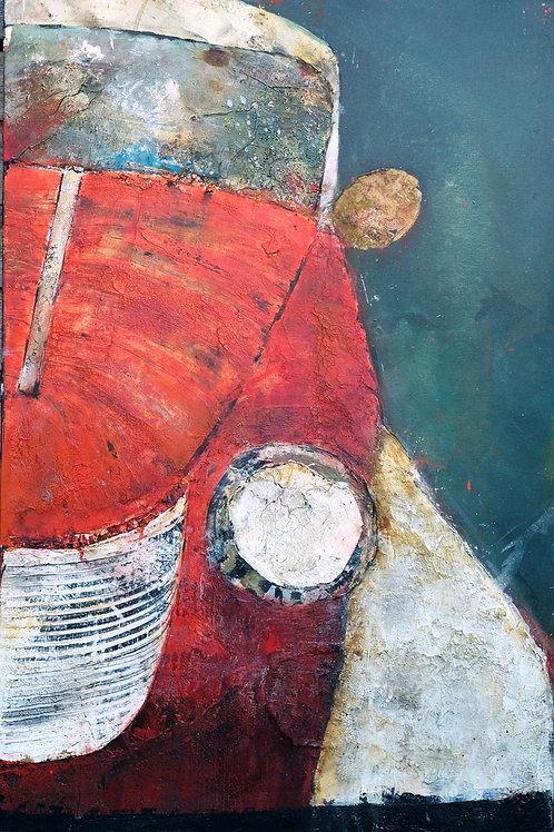 """Magdalena Oppelt """"Lady in Red"""""""